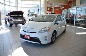 2012 Toyota Prius Push Start, Backup Camera, Great on Gas