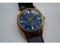 Felca Sportmaster XX automatic mechanical wristwatch - Swiss - Rolex Datejust homage - Vintage