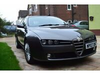 2007 Alfa Romeo 159 Sportwagon 1.9 JTDm estate