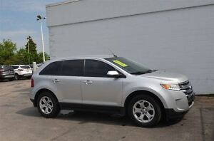 2013 Ford Edge SEL 200a, Front Wheel Drive, 2.0L Ecoboost, Bluet
