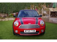 Mini Cooper D 1.6 3dr - MOT, low milage, Chili Pack, 2 owners, 2009