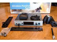 Sennheiser EW 300 IEM G3 In Ear Monitors Wireless - complete set