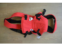 baby carrier handsfree - red , mothercare