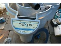 Nexus 300 eazy filter for Koi fish pond includes k1 media pump UV for sale  Colchester, Essex