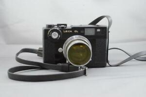 LEICA CL CAMERA BLACK - USED