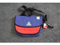 Puma messenger courier shoulder laptop tablet bag Brand New