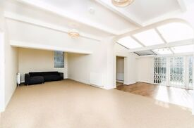Refurbished three bedroom flat in period conversion - Aberdare Gardens NW6