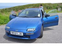 Mazda 323f Intrigue 1.5, 1998 (Non Runner)