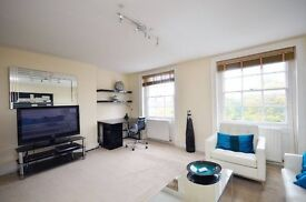 Large split level One bedroom flat in Myddelton Square, London EC1R