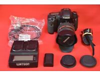 Canon EOS 7D MK I with Tamron 17-50mm Di II Lens £550