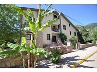 10 Bed Villa in Turkey For Rent Sleeps 24 Large Swimming Pool Air Conditioning