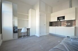 Brand New-Studio Apartment-High Ceilings-Wooden Floors-Free Wifi-Shoreditch-Brick Lane-City