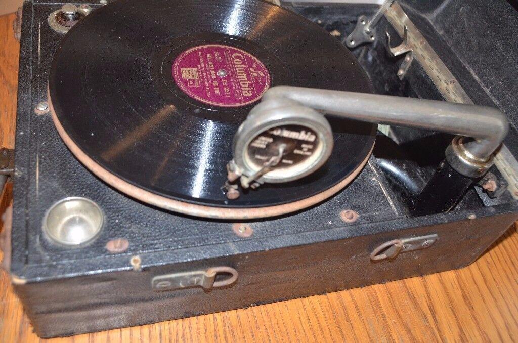 Very old Gramophone