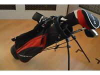 Golf Club Junior Set (Estimated Age 10 to 15 years Old : Skymax Ice)