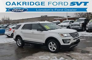 2016 Ford Explorer NAVIGATION, LEATHER, 4WD, ALL WEATHER FLOOR M