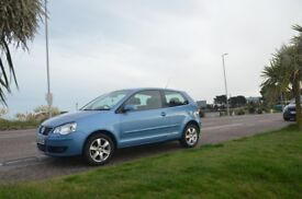 Volkswagen Polo 1.2 Petrol, New 12 MOT, Extremely Low Mileage 13.000 from New, Like New