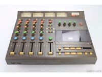 Cheap analogue/tape recording and mixing/mastering - £10 per track