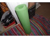 yoga mat,extra long,thick and comfy