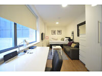 Stunning Studio Flat In Aldgate, Tower Hill, E1 - Available immediately!