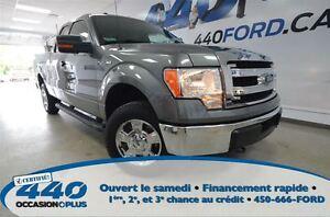 2013 Ford F-150 XLT  *Garantie Prolongé et Entretien Ford inclus