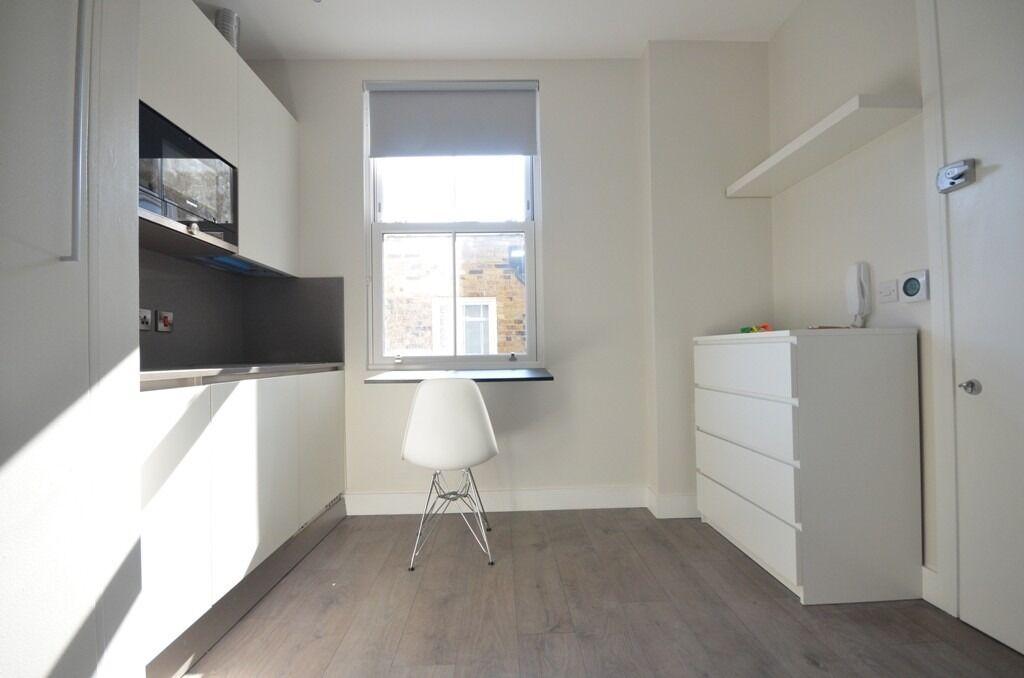 Edge of City-Studio Apartment-Shoreditch-Spitalfields-Old Street-Brick Lane-Hoxton-High Spec-Ava Now