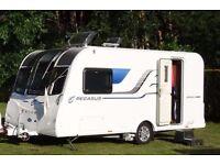 Bailey Pegasus Genoa caravan 2016