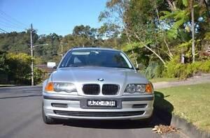 2000 BMW 3 Sedan East Lindfield Ku-ring-gai Area Preview