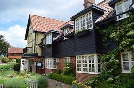 Front Of House Manager in Thorpeness with great salary and perks