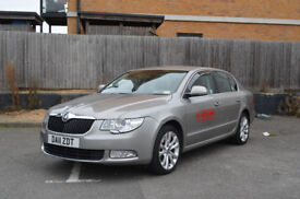 SKODA SUPERB 2.0 TDI DSG AUTOMATIC ** FSH & LONG M.O.T