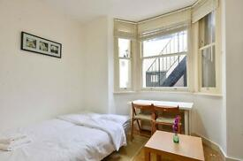 SELF CONTAINED Studio Apartments in WEST KENSINGTON, ZONE 2 (CENTRAL LONDON)