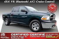 2011 Ram 1500 ST Priced to Sell! No Accident! Certified! Real Ni