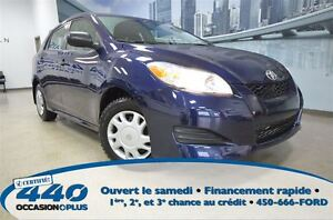 2011 Toyota Matrix *Automatique avec air conditionner*