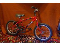 Raleigh Kobo 16 kids bike
