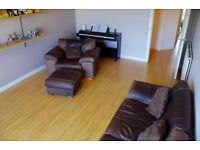 Large two bedroom flat for sale.