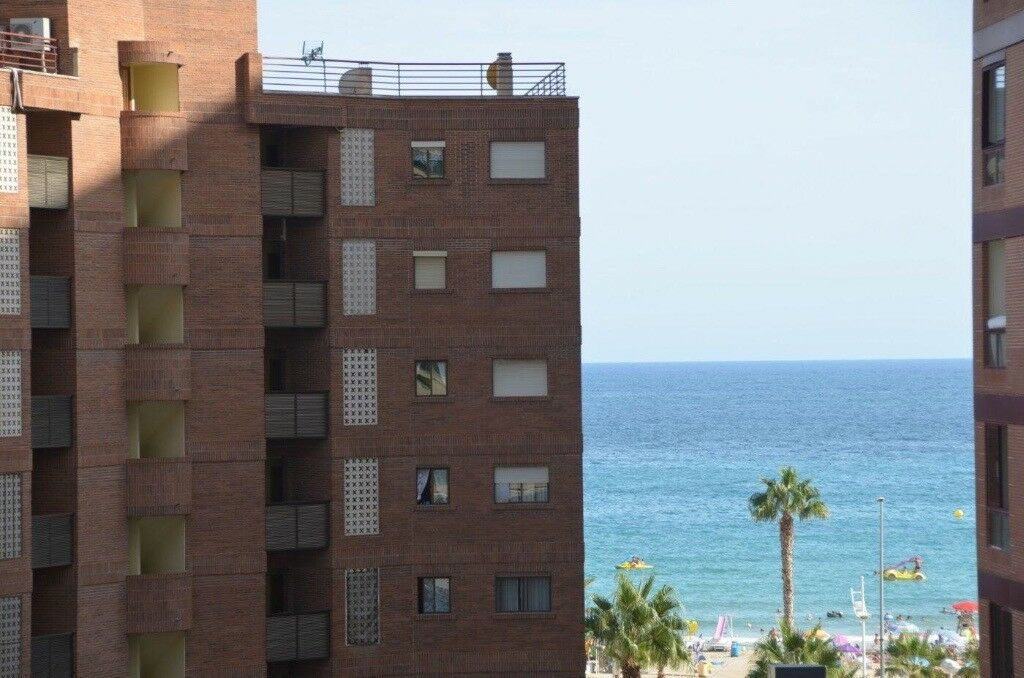 1 Bed Holiday Apartment To Rent In Benidorm Alicante Spain