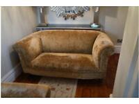 John Lewis Two Seater Sofa's x 2 RRP £1200 each