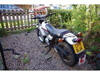 125cc Suzuki Van Van