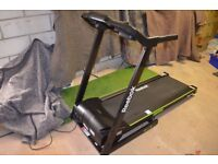 Reebok Treadmill ZR Lite. List price was £899.99. As new, used only once! Ideal Christmas present.