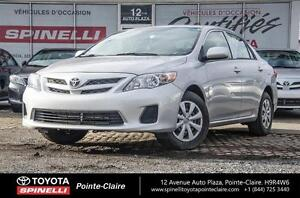 2013 Toyota Corolla D PKG ROOF+HEATED SEATS
