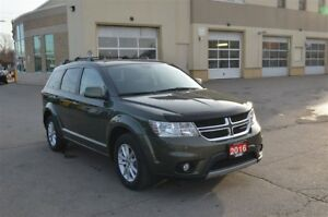 2016 Dodge Journey SXT - v6, GPS, Back Up Cam, Bluetooth, Remote
