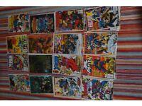 Age of Apocalypse X-Men mini series collections