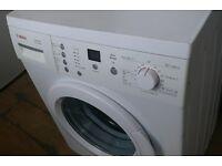 Bosch 7kg 1400 spin A class washing machine, Serviced