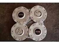 "Mini 15"" alloy wheels with tyres"