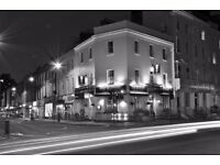 kitchen assistant needed for busy Pimlico Pub £8+ an hour