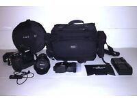 Nikon PRO Bundle - D3 with AF-S NIKKOR 24-70mm f/2.8G ED FX lens and SB-800