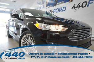 2016 Ford Fusion SE  AWD  *Cuir, Toit, Navigation*