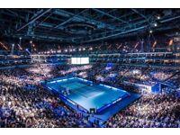 2 x ATP World Tour Final Tickets