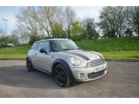 **MINI ONE D BAKER STREET LIMITED EDITION** £0 ROAD TAX , FULL SERVICE HISTORY, 4 X NEW TYRES