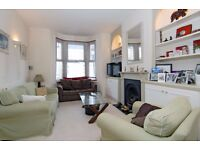 A four bedroom house set over three floors with a private garden, situated on Graveney Road.
