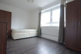 Double room, Bishop's Court, Edgware Road, Primrose Hill, Regent's Park, Royal Oak, central London
